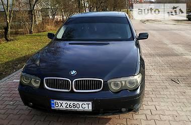 BMW 745 2001 в Хмельницком