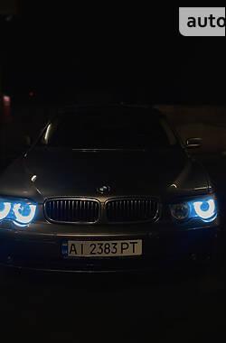 Седан BMW 745 2002 в Киеве