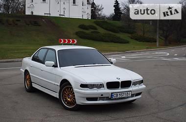 BMW 750 1996
