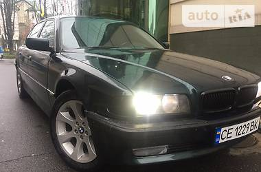 BMW 750 1997