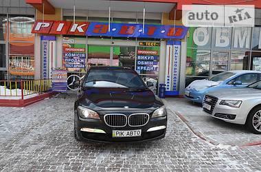 BMW 750 2010 в Львове