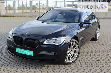 BMW 750 2013 в Львове