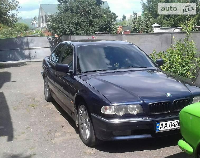 BMW 750 1996 в Виннице