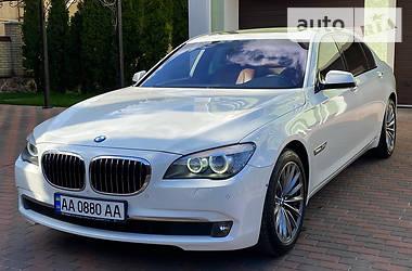 Седан BMW 750 2011 в Киеве