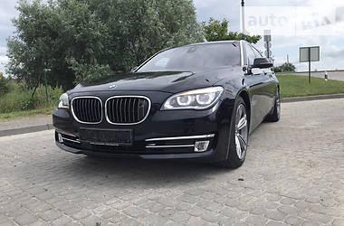 Седан BMW 750 2012 в Львові