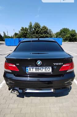 Седан BMW 750 2007 в Коломые