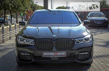 Седан BMW 750 2015 в Одесі