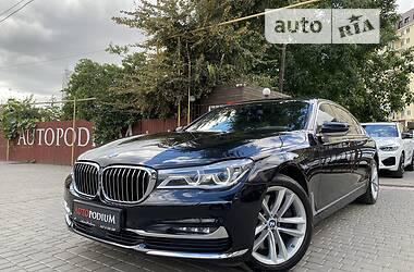 Седан BMW 750 2018 в Одесі