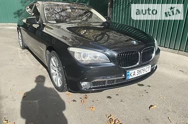 Седан BMW 750 2011 в Києві