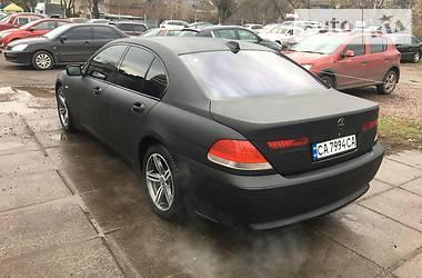 BMW 760 2003 в Черкассах