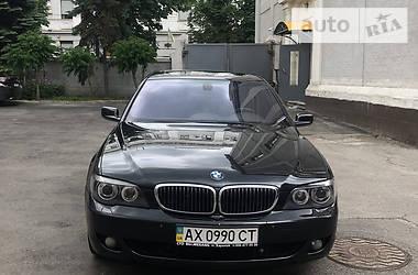 Седан BMW 760 2005 в Харькове