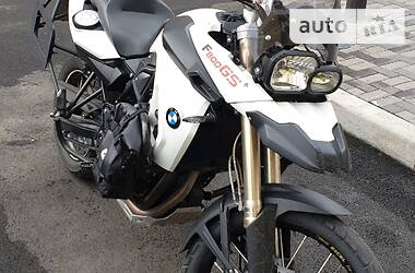 BMW F 800 2009 в Киеве