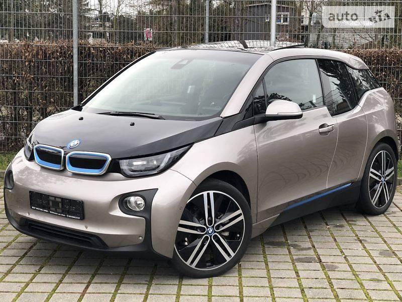 BMW I3 2014 года