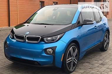 BMW I3 2017 в Одесі