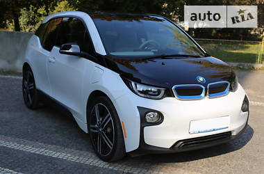 BMW I3 2015 в Ужгороде