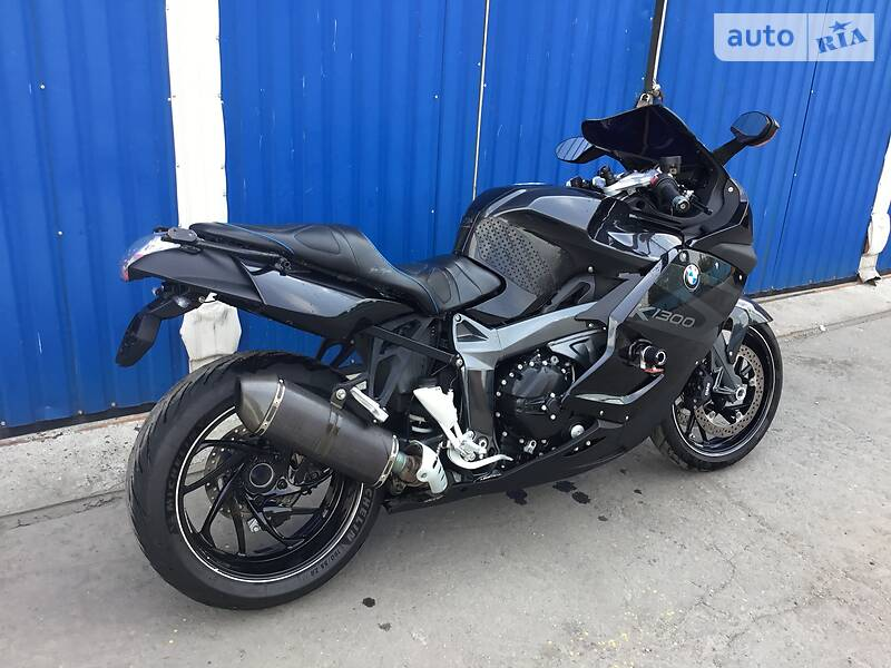 Мотоцикл Спорт-туризм BMW K 1300 2007 в Энергодаре