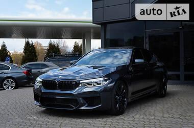 BMW M5 2018 в Львове