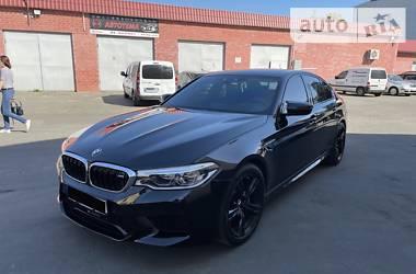 Седан BMW M5 2019 в Києві