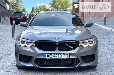 Седан BMW M5 2018 в Дніпрі