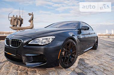 Купе BMW M6 Gran Coupe 2015 в Киеве