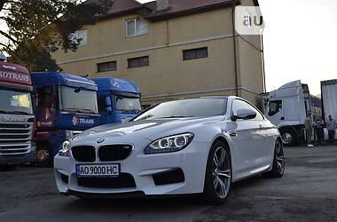 BMW M6 2013 в Хусте
