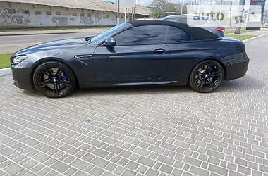 Кабріолет BMW M6 2014 в Одесі