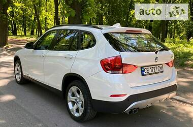 BMW X1 2015 в Черновцах