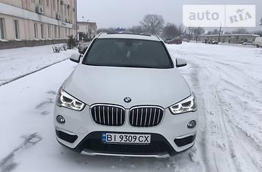 BMW X1 2016 в Полтаве