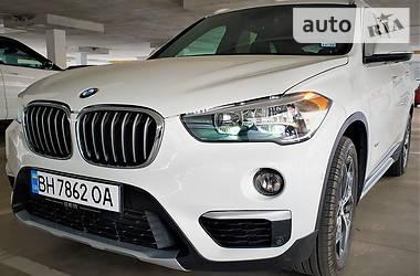 Внедорожник / Кроссовер BMW X1 2016 в Одессе