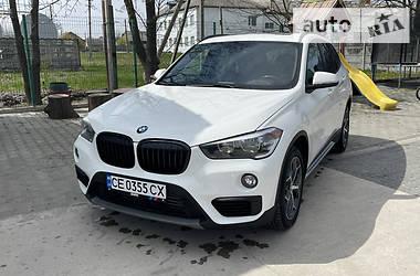 BMW X1 2017 в Новоселице