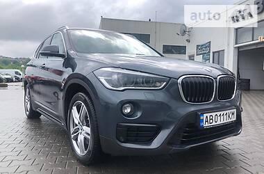 Внедорожник / Кроссовер BMW X1 2016 в Виннице