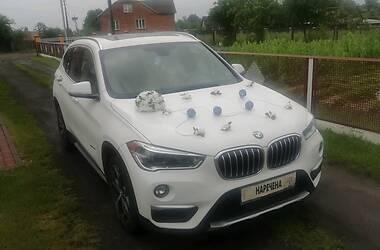 Внедорожник / Кроссовер BMW X1 2016 в Львове