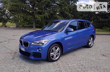 Внедорожник / Кроссовер BMW X1 2017 в Дубно