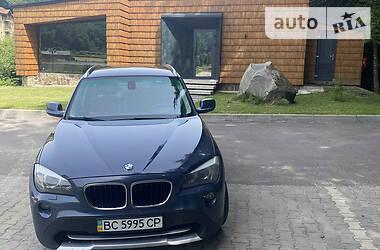 Внедорожник / Кроссовер BMW X1 2012 в Львове