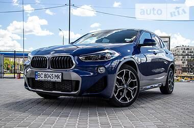 Внедорожник / Кроссовер BMW X2 2018 в Львове