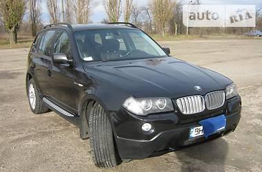 BMW X3 2007 в Белгороде-Днестровском