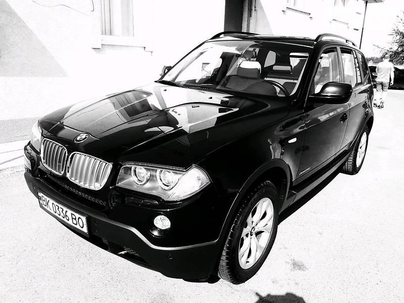 BMW X3 2010 в Ровно