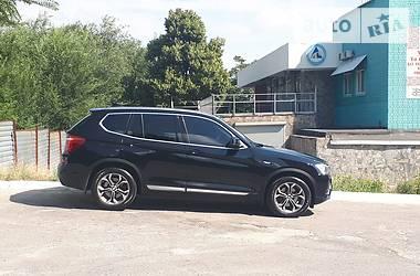 BMW X3 2016 в Днепре