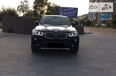 BMW X3 2015 в Ивано-Франковске