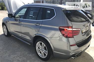 BMW X3 2013 в Калуше