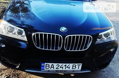 BMW X3 2011 в Кропивницком
