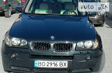 BMW X3 2004 в Тернополі