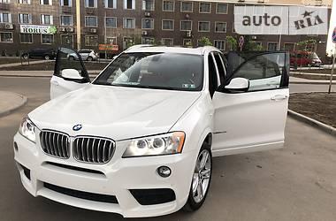 BMW X3 2012 в Одесі