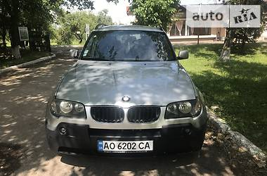 BMW X3 2004 в Мукачево