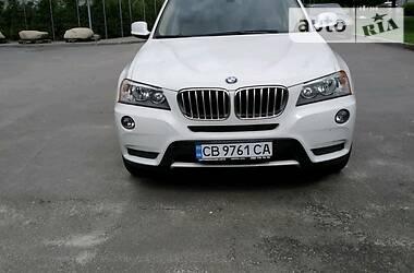 BMW X3 2011 в Чернигове