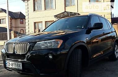 BMW X3 2012 в Нежине