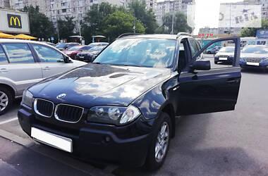 BMW X3 2006 в Киеве