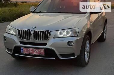 BMW X3 2011 в Кременце