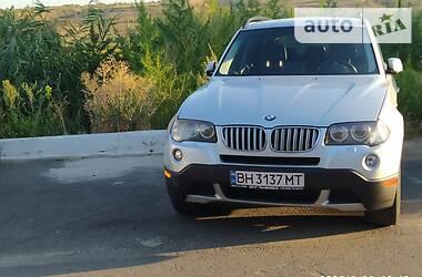 BMW X3 2009 в Одессе