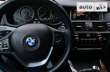 BMW X3 2014 в Харькове